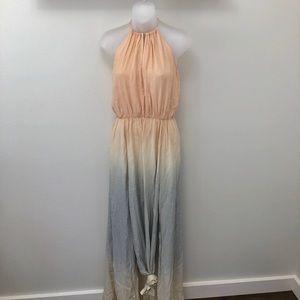 Lulu's Ombrè Maxi Dress